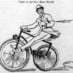 The new motor bicycle (1896)
