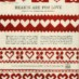 Heart-themed needlework ideas (1955)
