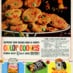 Colorful m&m cookie recipes (1963)