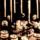 Coffee popcorn balls (1967)