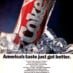 New Coke launches… and flops (1985)