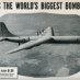 World's biggest bomber: The new B-36 (1946)