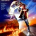 Back to the Future 1, 2 & 3 movie posters