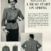 Fashion make-overs for a head start on spring (1950)