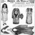 Dorothy Dot paper doll: Little Cleopatra of Egypt (1909)