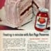 "Fabulous ""Easter Bonnet"" frosting (1958)"
