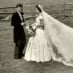 The Bouvier-Kennedy wedding (1953)