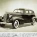 LaSalle V-8 automobiles (1937)