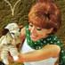 Shari Lewis & Lambchop pitch carpet (1965)