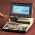 Designed to be your first laptop computer (1987)
