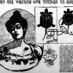 Women wearing live turtles as charms (1898)