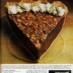 Velvet almond fudge pie recipe (1978)