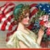Vintage Memorial Day postcards