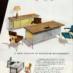 Sleek and modern office furniture (1958)
