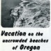 Vacation on the beach in Oregon (1941)
