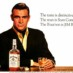 Sean Connery for Beam – Jim Beam (1966 & 1967)