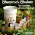 Vintage McDonald's Shamrock Shake TV ads