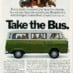 Volkswagen Bus ads (1977)