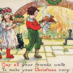 8 different Christmas cakes from many lands (1911)
