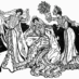Dame Fashion's wedding rules (1899)
