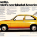 Chevrolet Chevette: A new kind of American car (1975)