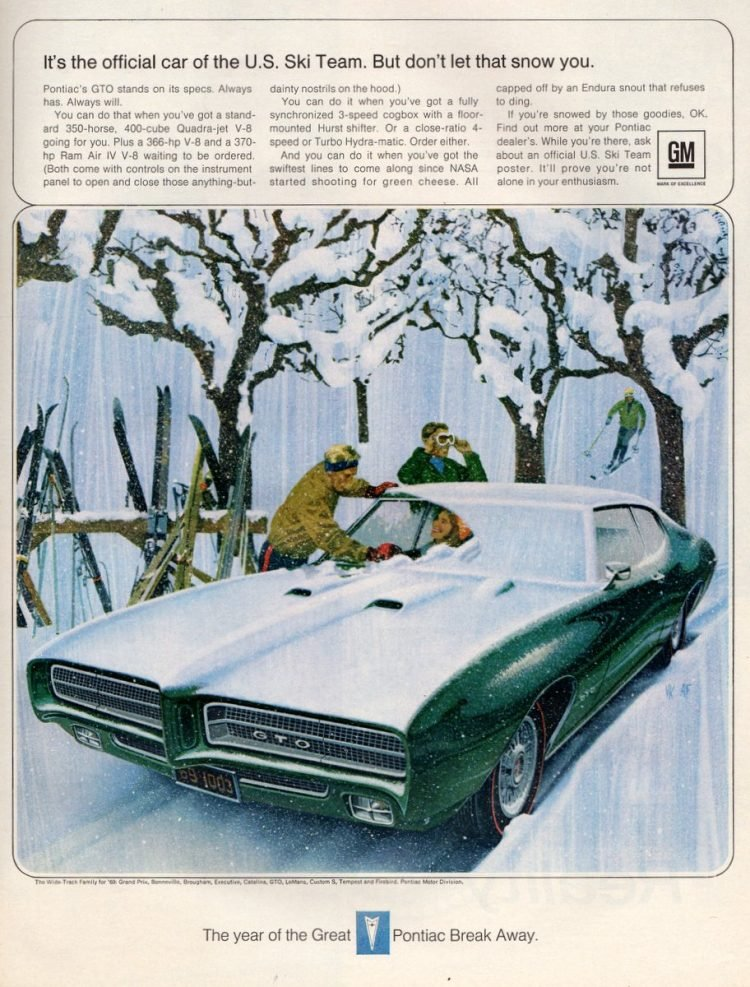 01-31-1969-The year of the Great Pontiac Break Away