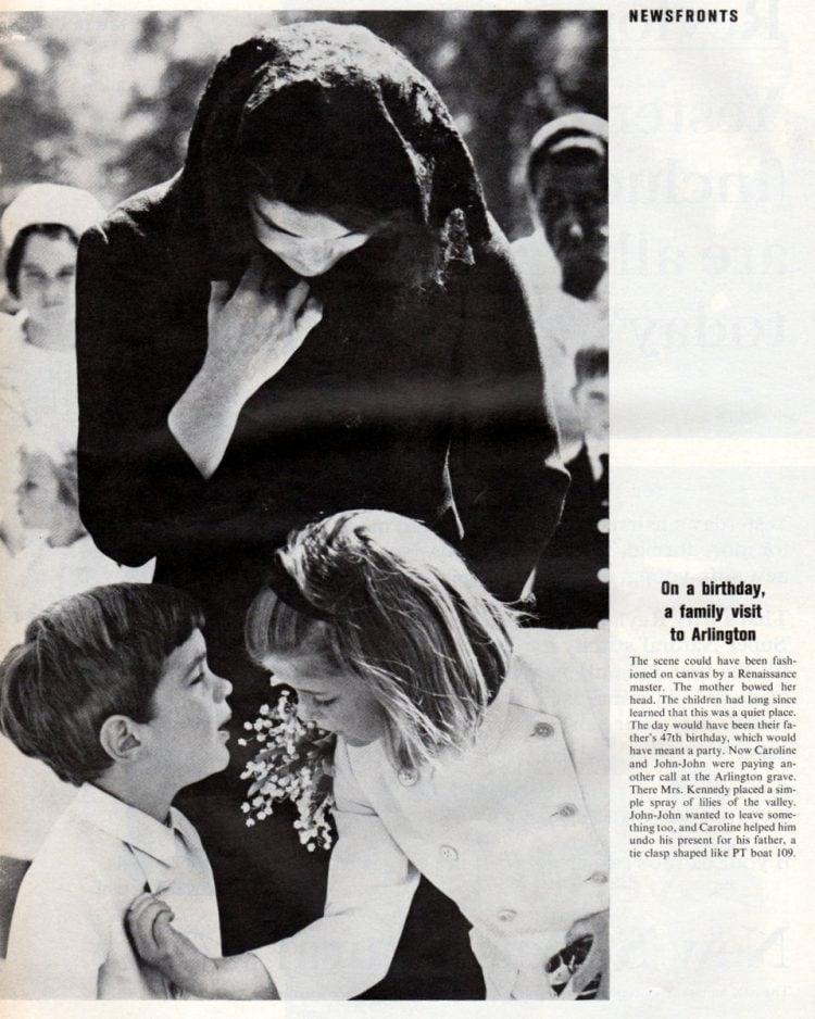 06-12-1964 JFK birthday after his death