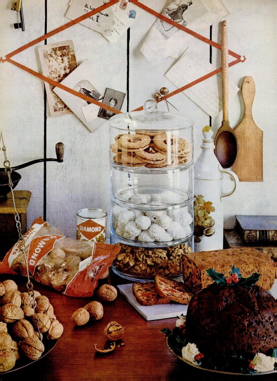 12 of the best-loved traditional holiday recipes from the 1950s