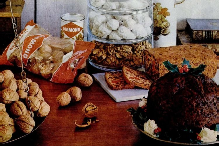 10 of the best-loved traditional holiday recipes from the 1950s (3)