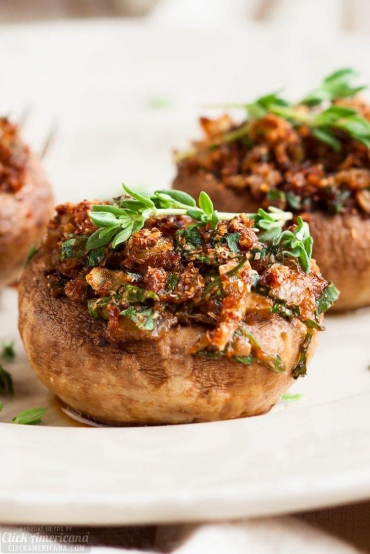 Savory mushroom recipes