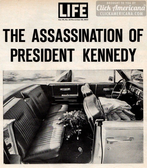 THE SIXTIES: The Assassination of President Kennedy (1963 ...