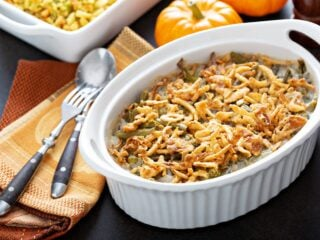 old-fashioned green bean casserole recipes