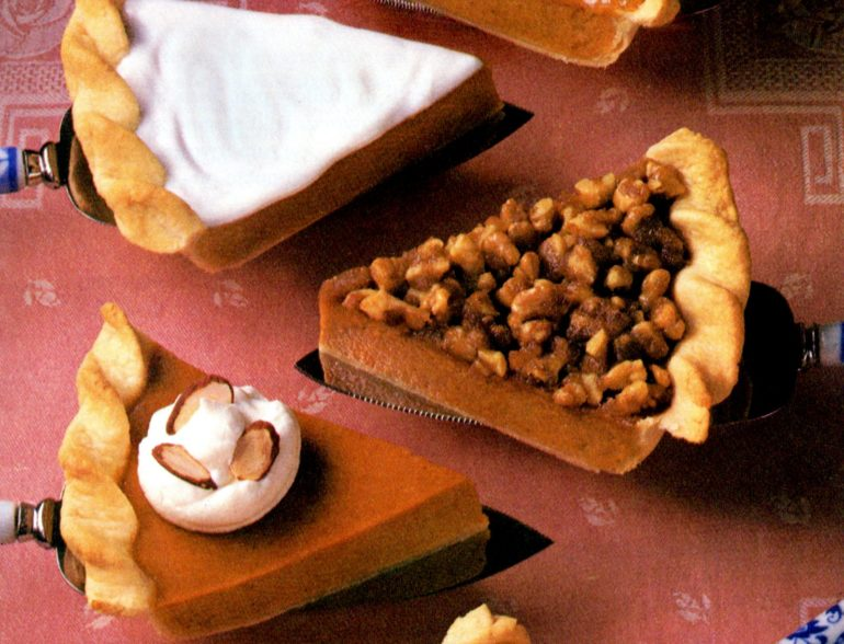 14 different delicious and creative pumpkin pie toppings to try Creamy crunchy sweet tangy