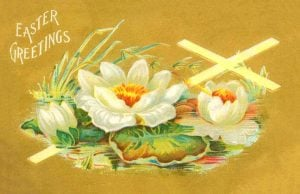 14 traditional Easter blessings and prayers (1911)