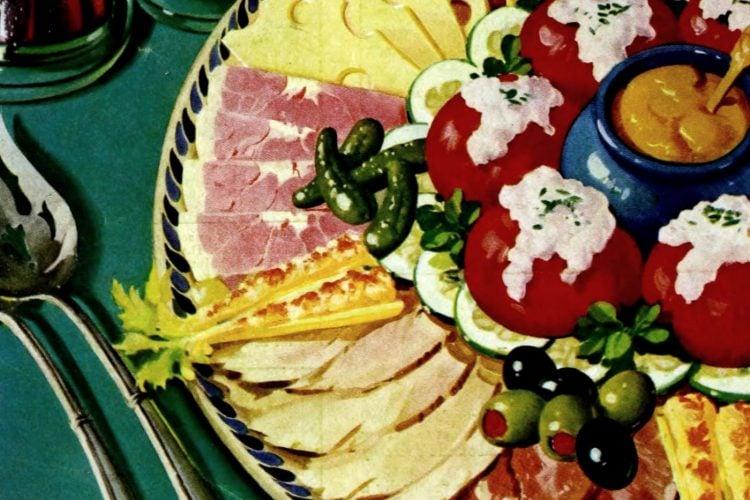 15 cool cold cut menu ideas (1955)