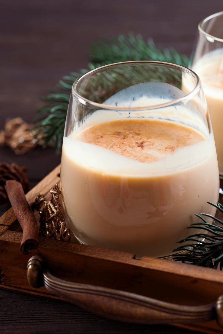 15 real old-fashioned eggnog recipes