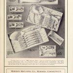 1847 Rogers Bros silver pieces (2)