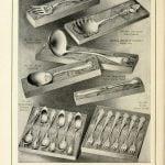 1847 Rogers Bros silver pieces (22)
