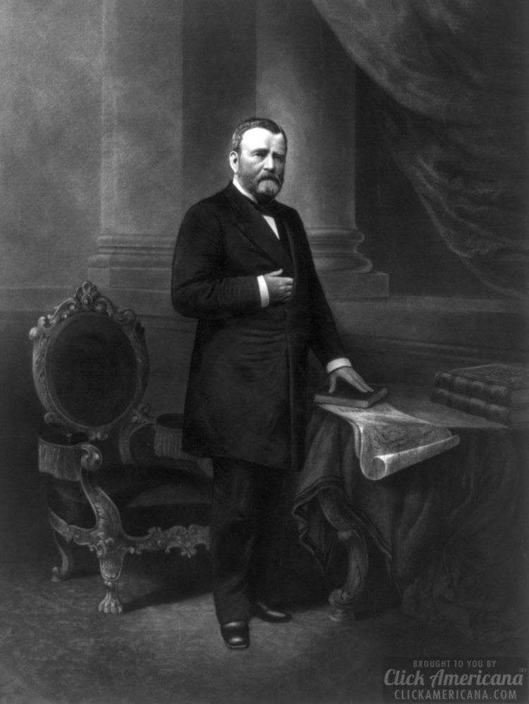 1885 Ulysses S. Grant