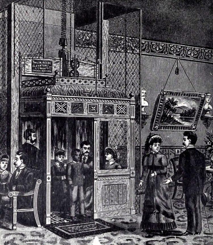 Victorian elevators (1890)