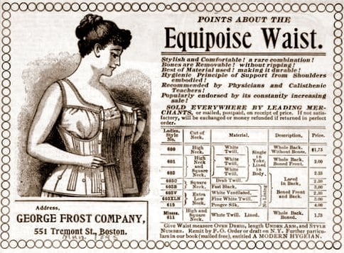 1895 Points About The Equipoise Waist This Is The Corset You Are Looking For