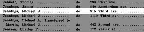 1898-Directory of liquor tax certificate holders