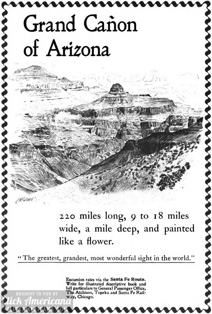 grand ca u00f1on of arizona  1899