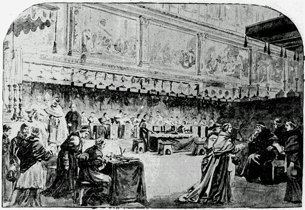 About the Papal conclave (1899)
