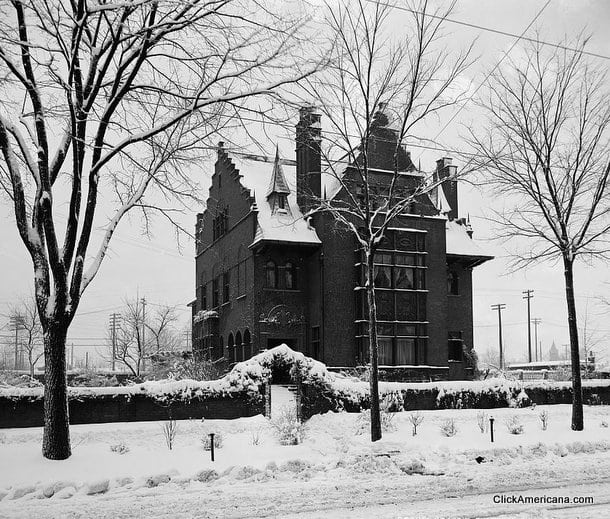 1900-George Gough Booth residence, Detroit, Mich