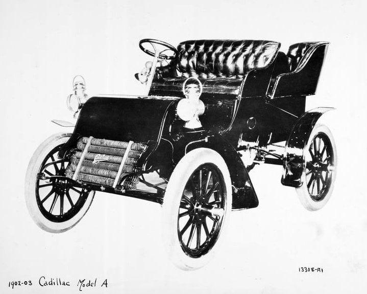 1902-03 Cadillac Model A