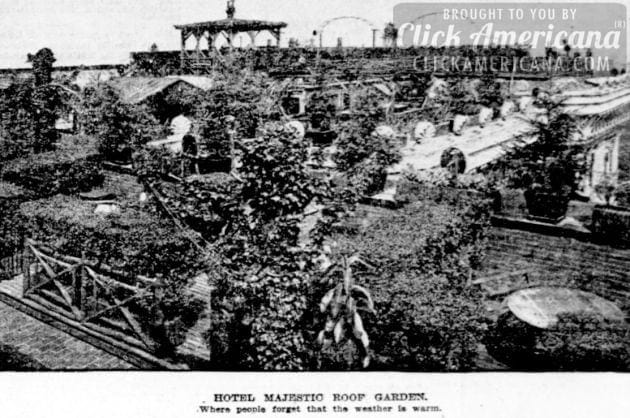 1903-The-Hotel-Majestics-Roof-Garden