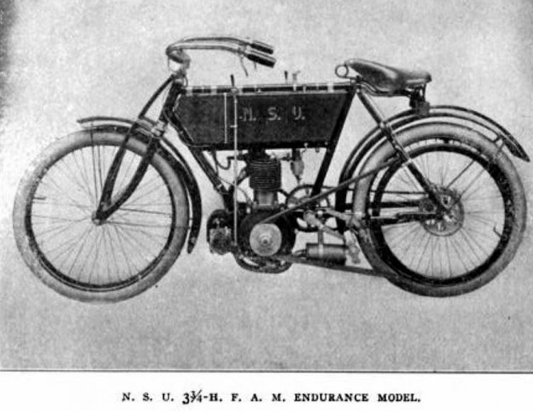 1909 NSU Motorenwerke AG motorcycles (2)