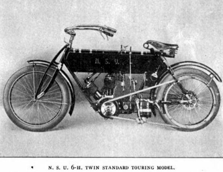 1909 NSU Motorenwerke AG motorcycles (4)