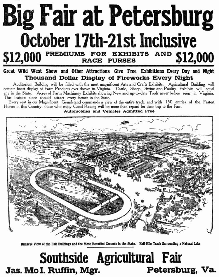 The Big Fair at Petersburg, Virginia
